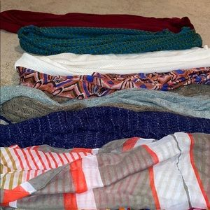 7 beautiful unison scarfs